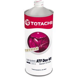 Totachi ATF DEXRON VI 1л Ж-сть для АКПП разлив