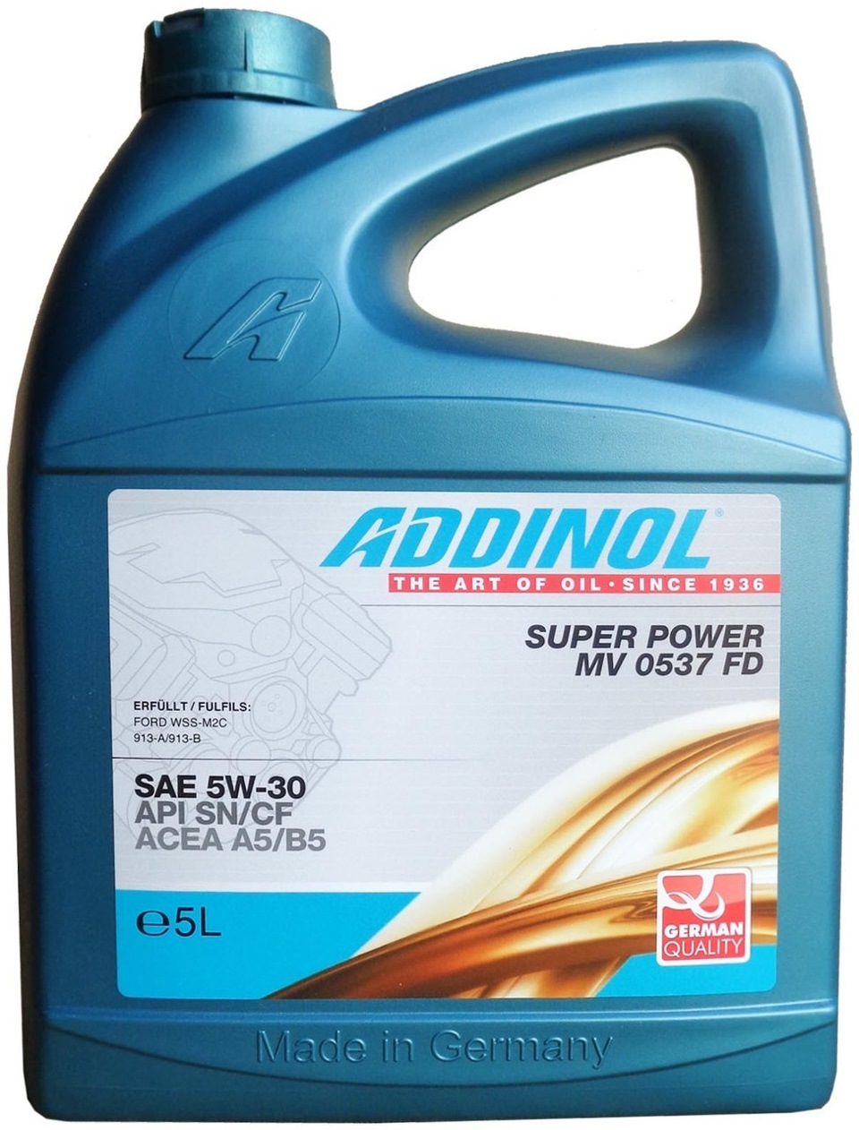 ADDINOL 5W30 Super Power  4L
