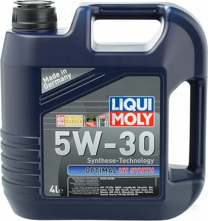 LiquiMoly 4L Optimal HT Synth 5W-30 A3/B4