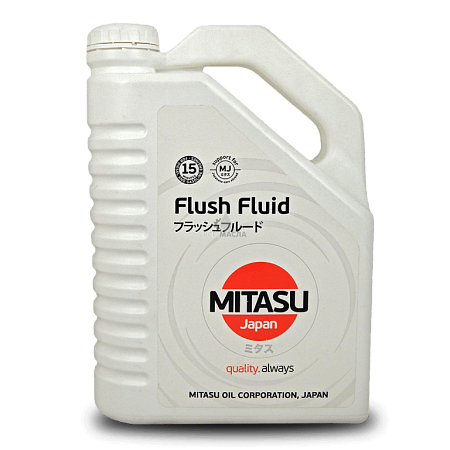 731-MJ 4 L FLUSH FLUID (plastic can)