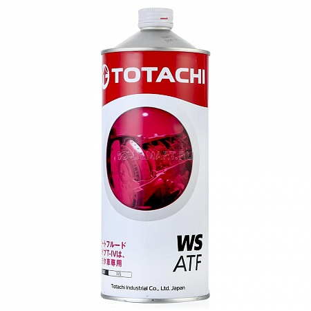 Totachi ATF WS 1л Ж-сть для АКПП разлив