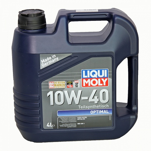 LiquiMoly 4L 10W40 Optima НС синт.SL/CF